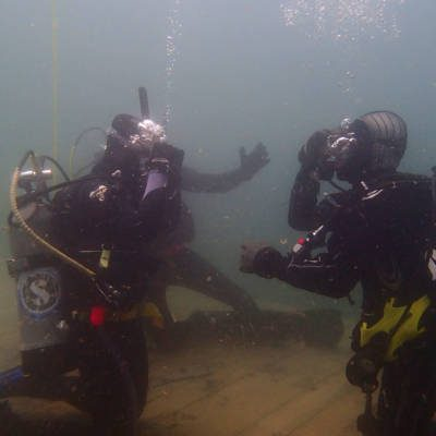 Open Water Class Check-out Dives